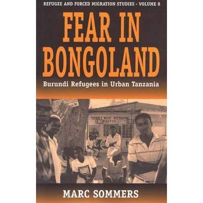 2003 Margaret Mead Award Winning Book - Fear in Bongoland