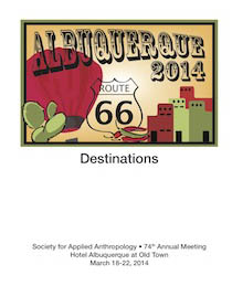 Annual Meeting 2014 Program - Albuquerque