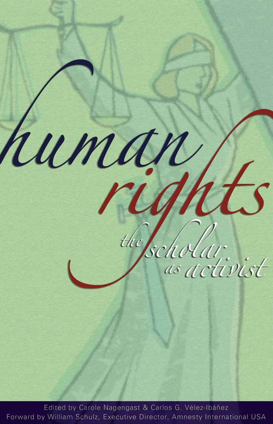 Cover of the Human Rights Publication