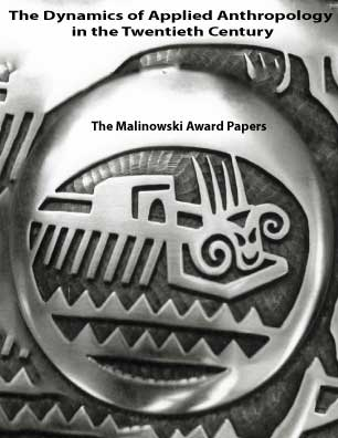 The Malinowski Award - a Silver Medallion with Indigenous Engraving